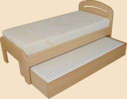 postel GABRIELA PLUS přistýlka