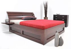 postel KRISTÝNA výklop - buk