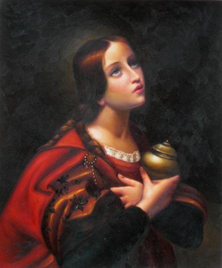 Obraz - Dívka II.