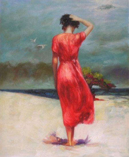 Obraz - Dívka I.