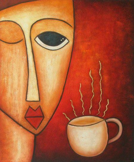 Obraz - Káva I.
