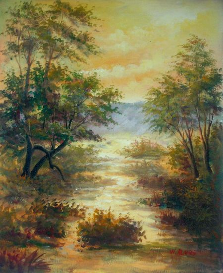 Obraz - Krajina
