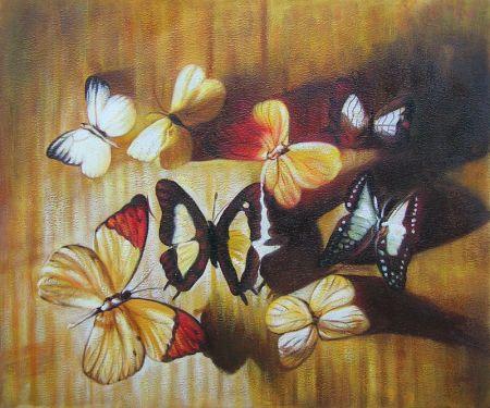 Obraz – Motýlci I.
