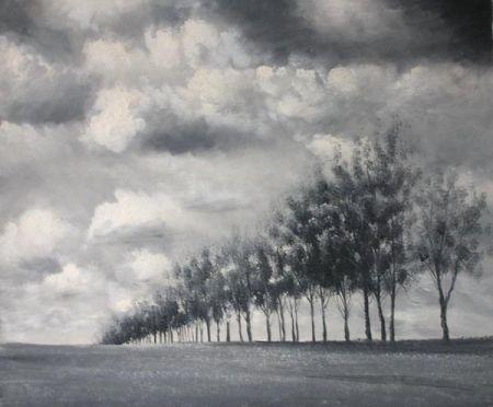 Obraz - Stromořadí I.