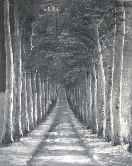 Obraz - Stromořadí II.