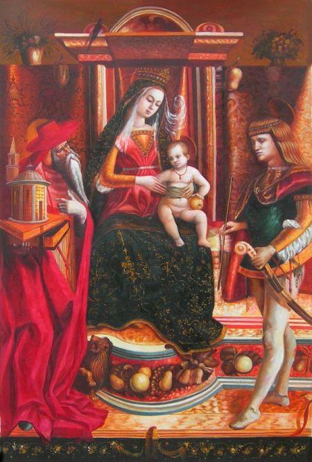 Obraz - Syn královny