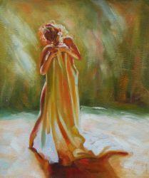 Obraz - Tančící žena