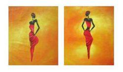 Obrazy - Afrika