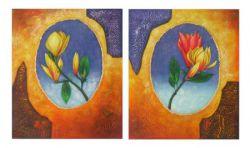 Obrazy - Květy