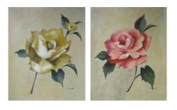 Obrazy - Růže