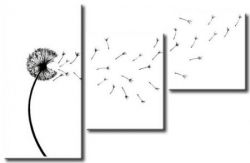 Obrazový set - Ve větru