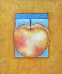 Obraz - Zlaté jablko