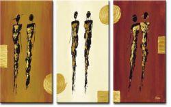 Obrazový set - Afričanky