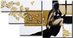 Vícedílné obrazy - Žena
