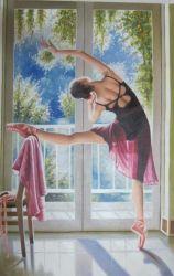 Obraz - Chci tančit