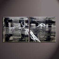 Vícedílné obrazy - Čtverce