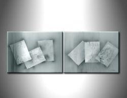 Vícedílné obrazy - Dopisy