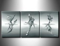 Vícedílné obrazy - V pohybu