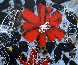 Obraz - Listový květ