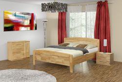 postel SONATA GRANDE - jádrová buk