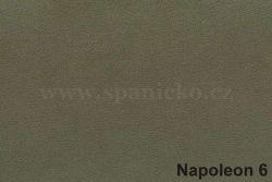 AKSAMITE / 6 - Napoleon  - úložný prostor ALLEGADO