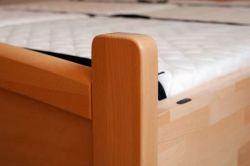 sklopná postel KLASIK - buk