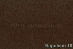 AKSAMITE / 18 - Napoleon  - úložný prostor ALLEGADO