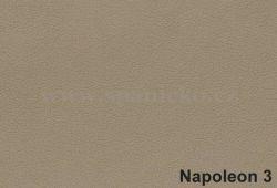 AKSAMITE / 3 - Napoleon  - úložný prostor ALLEGADO