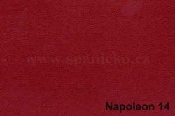 AKSAMITE / 14 - Napoleon  - úložný prostor ALLEGADO