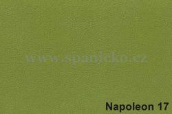 AKSAMITE / 17 - Napoleon  - úložný prostor ALLEGADO