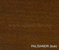 pb - PALISANDR (buk)  - postel LILI - buk  ///  sleva-20%