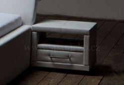 noční stolek ALLEGADO 1 se zásuvkou