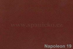 AKSAMITE / 19 - Napoleon  - úložný prostor ALLEGADO