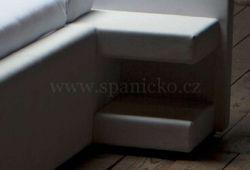 postel ALEXANDR VELIKÝ - noční stolek