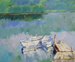 Obrazy ručně malované
