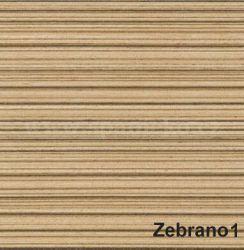 Zebrano 1 (Novia)  - komoda EXCLUSIV M06