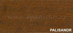 dpv - PALISANDR  - noční stolek masiv, dýha