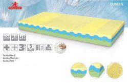 matrace EUNIKA soft +  dárek