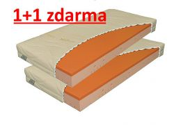 matrace VISCOSTAR 20cm  /  1+1 zdarma