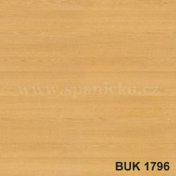 BMB - lamino - BUK 1796  - postel MARIKA s čelním výklopným lamelovým roštem