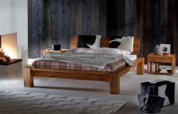 postel CORSO s čalouněnými polštáři