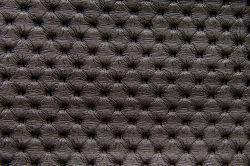 ECL  - koženka K5 hnědá  - postel SPOSA s čalouněným čelem