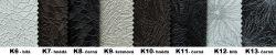 ECL  - koženka K6 -K13  - postel SPOSA s čalouněným čelem