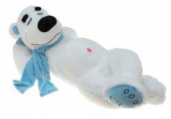 Spící lední medvídek - 25cm