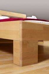 postel LEONA L1 - výška horní hrany postranice 50cm MIREAL