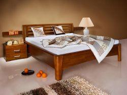 postel CAROLINA  č.4 - čelo laťové
