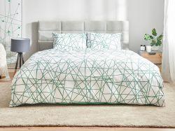 povlečení Lines - zelená