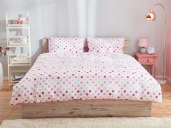 povlečení Sleep Inspiration - korálově růžová