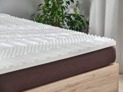 Přistýlka 6 cm Renew Natura s polštářem zdarma DORMEO