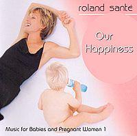 Relaxační hudba pro miminka, děti a těhotné ženy - Naše štěstí / Our Happiness
